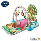 Vtech- Amigos En El Parque Manta de Juego Y Gimnasio Infantil, Multicolor, Talla...