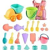 Juguetes de Playa para niños, Niños Material Plastico Juguetes Arena y Arena para...