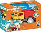 PLAYMOBIL- Sand Camión de Arena, Multicolor, única (9142)