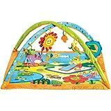 Gymini Sunny Day de Tiny Love, Manta Musical de Juegos para Bebés y Gimnasio de...