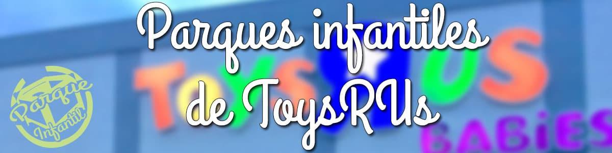 parque de bolas toysrus